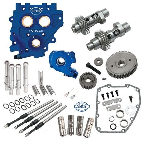Easy Start<sup>®</sup> Gear Drive Cam Chest Kit for 2007-'17 HD<sup>®</sup> Big Twin and '06 Dyna<sup>®</sup>