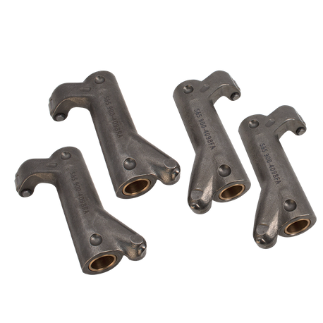 S&S - Rocker Arm, Set, Roller, w/ Metered Oiling, 1.725:1 Ratio, 8620, 1984-up bt, 1986-2003 XL