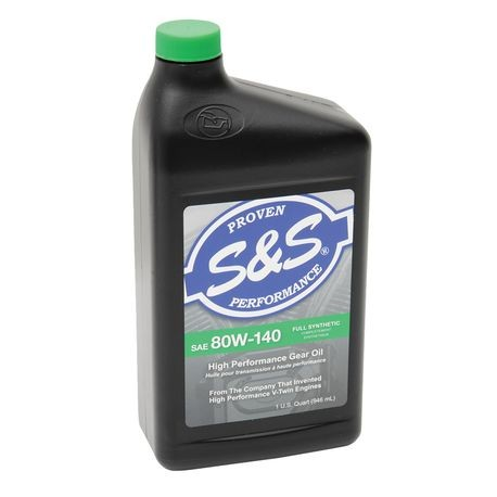 80W-140 High Performance Full-Synthetic Gear Oil - Quart