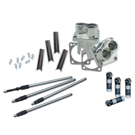Hydraulic Valve Train Conversion Kit for Shovelhead Engines With S&S<sup>®</sup> Rocker Arms 1966-'84 HD<sup>®</sup> Big Twins