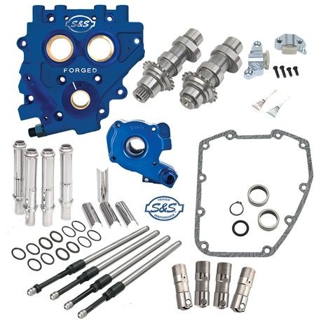Chain Drive Cam Chest Kit for 2007-'17 HD<sup>®</sup> Big Twin and '06 Dyna<sup>®</sup> - 585C