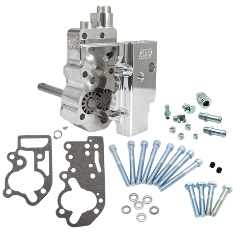 Billet Oil Pump Kit For 1973-'91 HD<sup>®</sup> Big Twins (without gears & shims)
