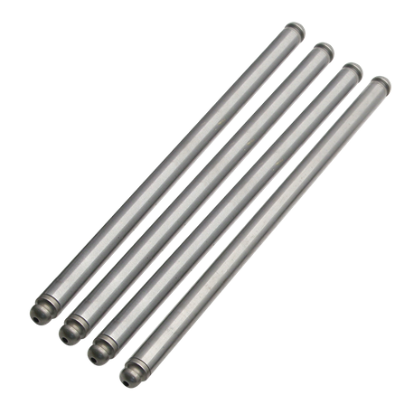 "Non-Adjustable Pushrod Set for Stock 74"" Engines with 5.330"" Length Cylinders, 1948-'52 Big Twins"