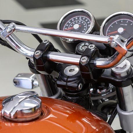 Handlebar Adjuster Kit for Royal Enfield® INT 650 Twins