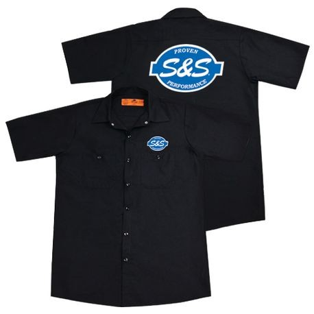S&S<sup>®</sup> Mechanics Work Shirt