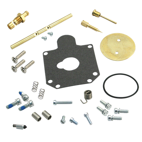 Super A/B Carburetor Master Rebuild Kit for  Fork and Wire Types