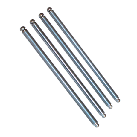 "Non-Adjustable Pushrod Set for Stock 61"" Engines with 5.205"" Length Cylinders, 1948-'52 Big Twins"