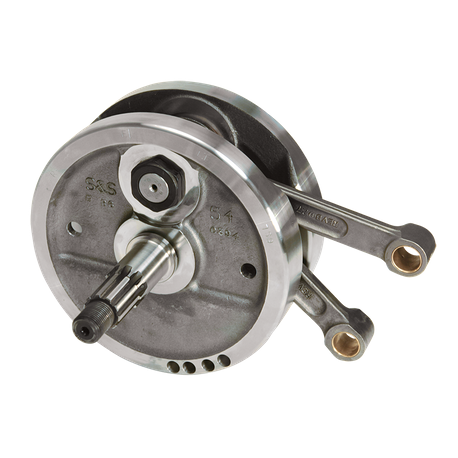 "S&S<sup>®</sup> 4-3/4"" Stroke Flywheel Assembly For Stock Bore 1970-'84 Big Twins"