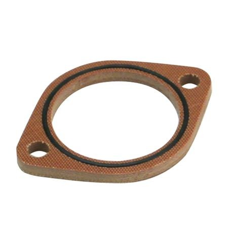 "2 1/4"" X 1/4"" Manifold Insulator Block with O-Ring Super D Carburetors"