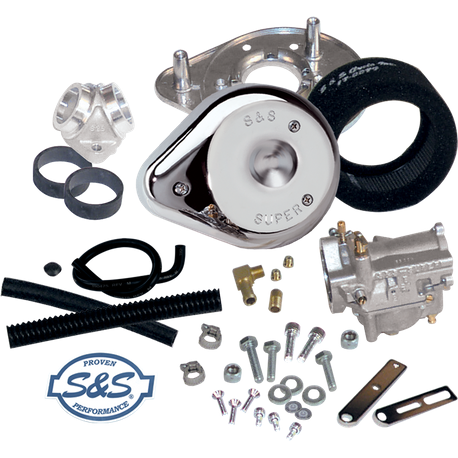 Super B Carburetor Kit for 1966-'78 Big Twin Models