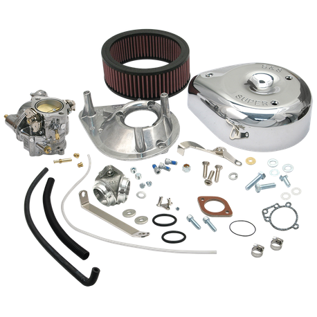 Super E Carburetor Kit for 1957-'78 HD<sup>®</sup> Ironhead Sportster<sup>®</sup> Models (not equipped with vertical magnetos)