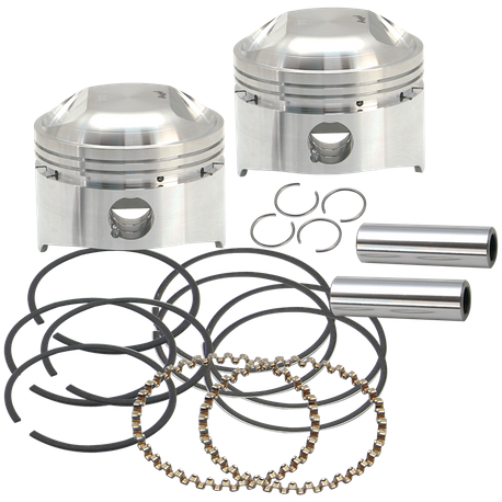 "3-1/2"" Standard 80"" LC Forged Pistons for 1978-'84 HD<sup>®</sup> OHV Engines"