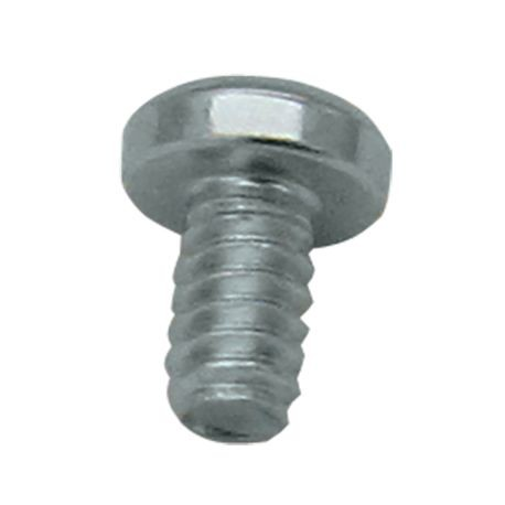 "6-32 X 1/4"" Zinc-Plated Steel Pan Head Screw"