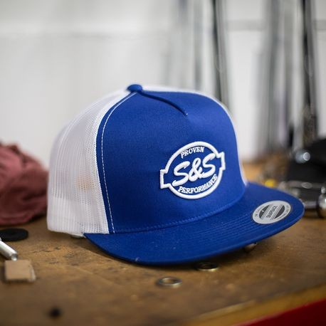 S&S<sup>®</sup> Cycle 5 Panel Classic Trucker Hat