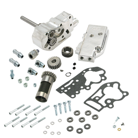 Oil Pump Kit With Gears and Shims For 1948-'53 HD<sup>®</sup> Big Twins