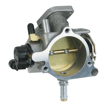58mm Single Bore Throttle Body with TPS for X-Wedge<sup>®</sup>