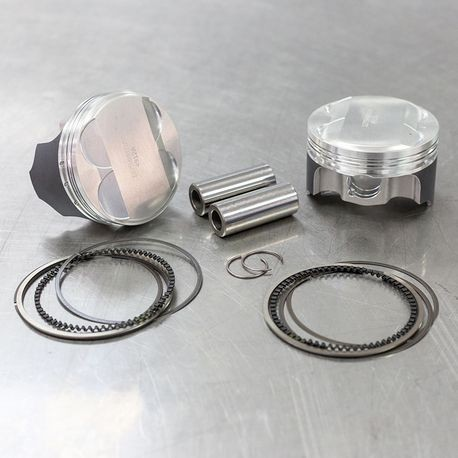 High-Compression 11:1 Piston Kit for Royal Enfield® 650 Twins