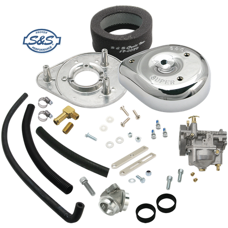 Super B Carburetor Kit for 1979-'84 Big Twin Models