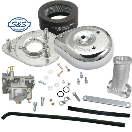 Super B Carburetor Kit for 1955-'65 Big Twin Models