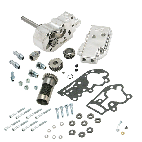 Oil Pump Kit With Gears and Shims For 1954-'69 HD<sup>®</sup> Big Twins