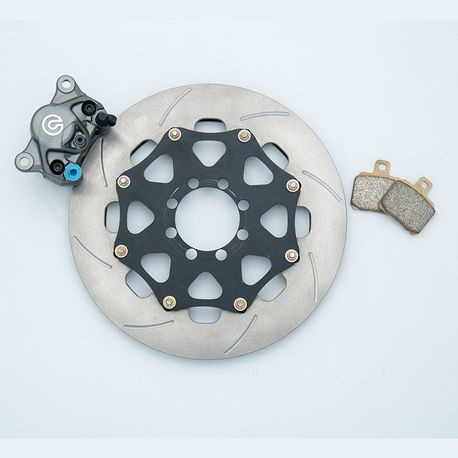 FTR750 Rear Wide Vented Brake Rotor & Caliper kit