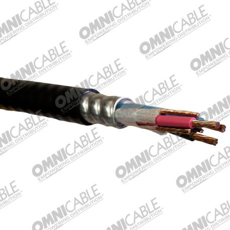 600 Volt Type Mc Hl With Ground Cable Ccx2 1235 Omni