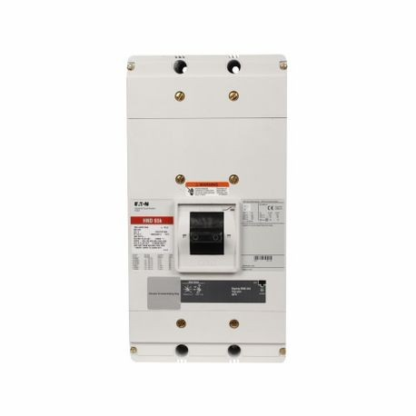 Eaton NDC3800T57WZGP Series C Molded Case Circuit Breaker; 600Volt, 800Amp, 3-Pole