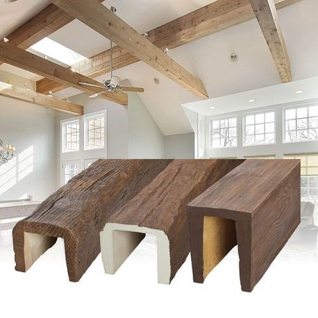 Faux Wood Beams Ouer