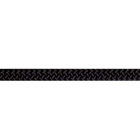 12.5 MM BLACK STATIC KERNMANTLE ROPE, 150 FT.