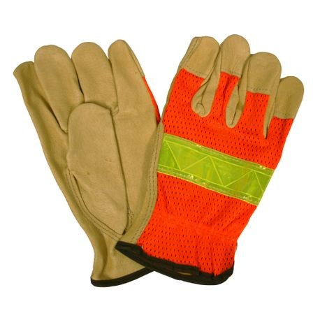 Cordova™ F8805 Hi-Viz Leather Gloves