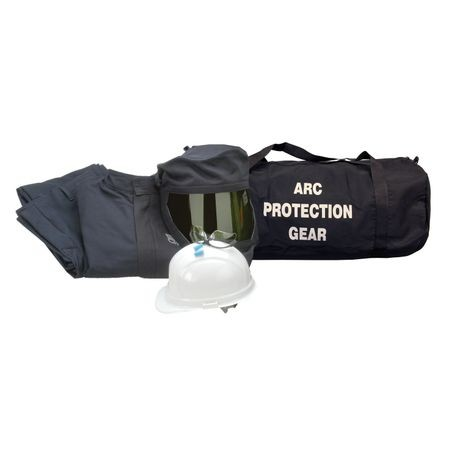 Chicago Protective Apparel AG32-JP-NG/S 32 Cal Arc Flash Protection Jacket and Pants Kit