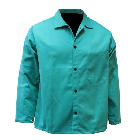 Chicago Protective Apparel 600GR/L Flame-Resistant Jacket