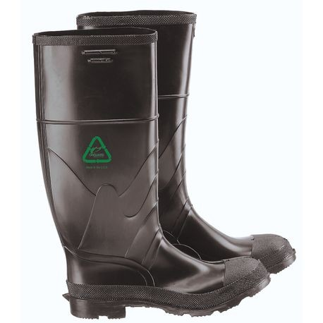 "Dunlop 86604/12 Monarch 6"" PVC Work Boots"