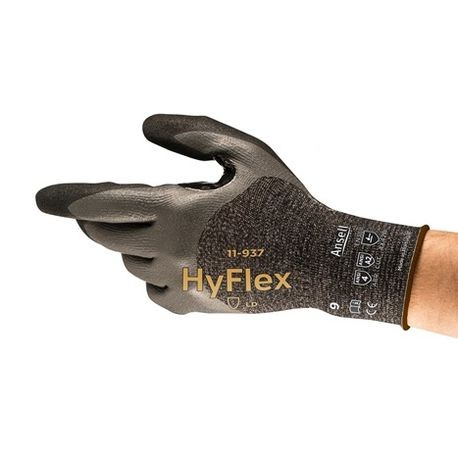 Ansell® HyFlex® 11-937/7 General Purpose Coated Gloves