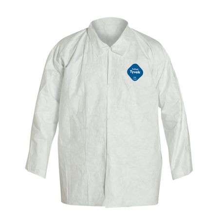 DuPont™ Tyvek® 400 TY-303SWH/XL Long Sleeve Shirt
