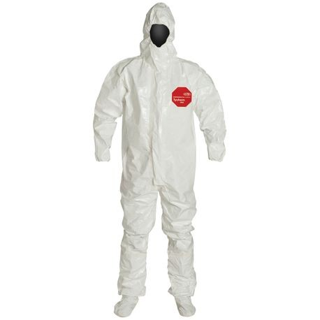 DuPont™ Tychem® 4000 SL-128TWH/S Coveralls
