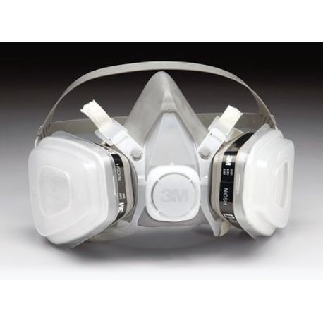 3M™ 50P71/S Disposable Respirator Assembly with Organic Vapor and P95 Particulate Filters