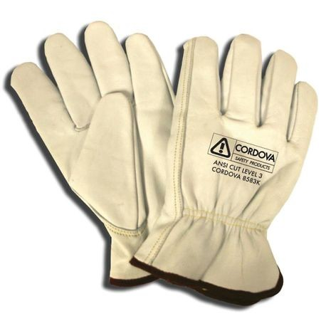 Cordova™ 8583K/L Leather Driver's Gloves