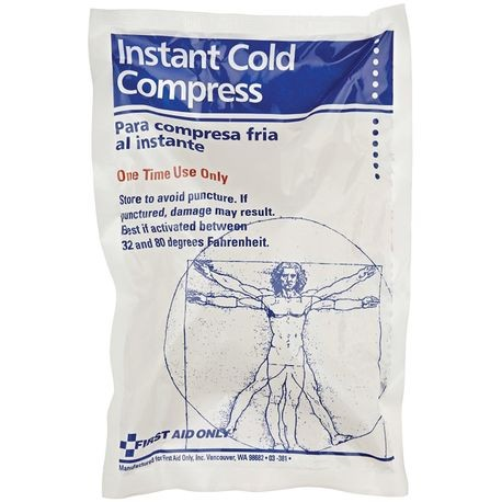 First Aid Only® M564-E Instant Cold Pack