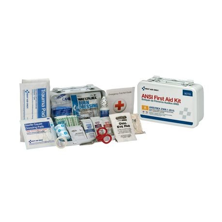 First Aid Only® 90-755 10-Person First Aid Kit