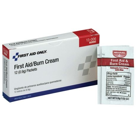 First Aid Only® 13-006 First Aid/Burn Cream