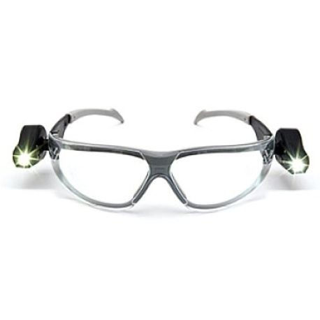 3M™ Light Vision™ 11356 Protective Eyewear with LED Lights