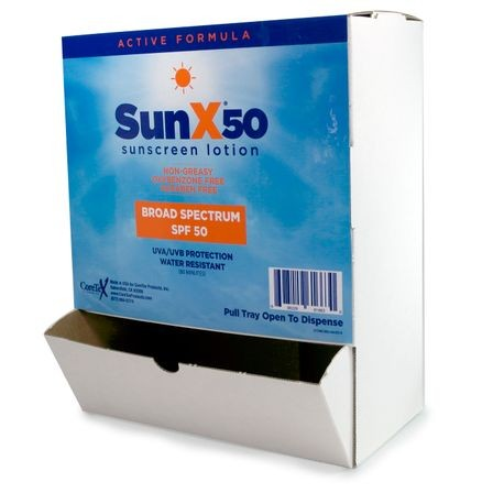 CoreTex® SunX®50 SPF 50 Broad Spectrum Sunscreen