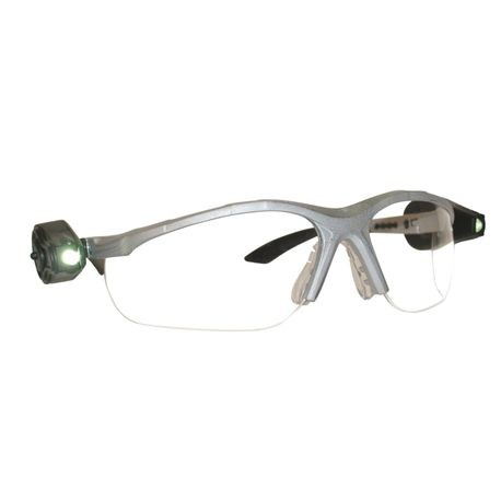 3M™ Light Vision2™ 11476 Safety Eyewear with LED Lights