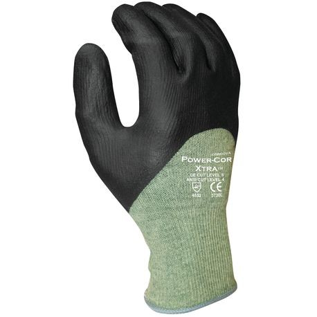 Cordova™ Power-Cor Xtra™ 3730/M Coated Cut-Resistant Gloves