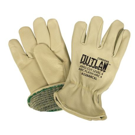 Cordova™ Outlaw Arc™ 8288ARC/S Leather Driver's Gloves