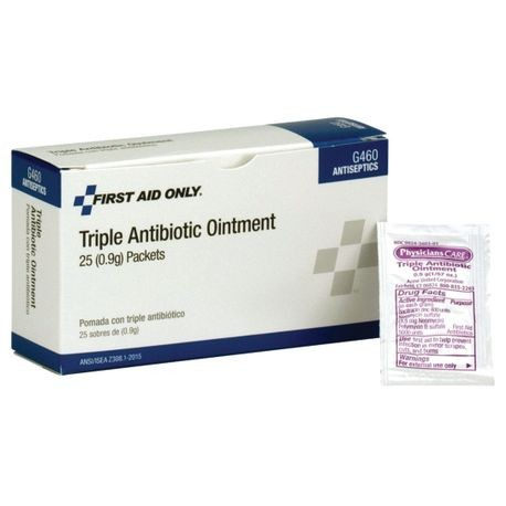 First Aid Only® G460 Triple Antibiotic Ointment