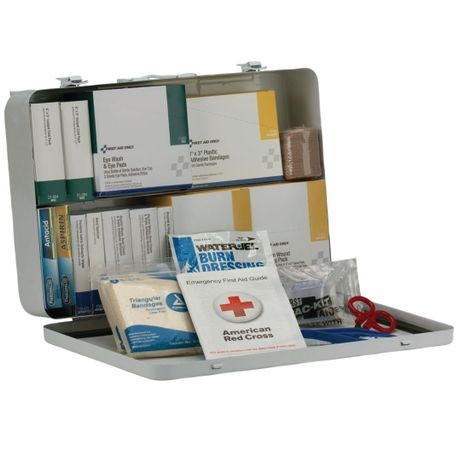 First Aid Only® 90-673 50-Person First Aid Kit