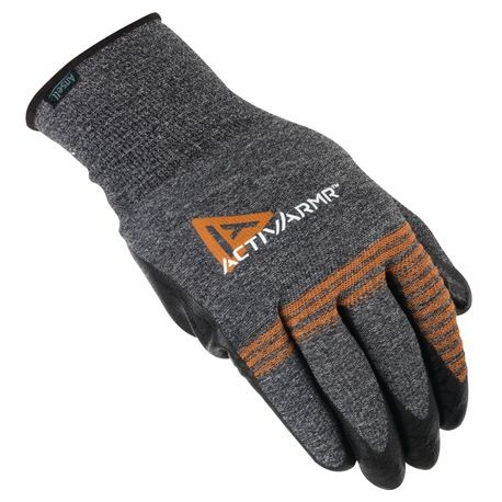 Ansell® ActivArmr® 97-007/10 Multi-Purpose Coated Cut-Resistant Gloves