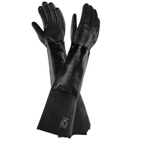 Ansell® Scorpio® ThermaPrene® 19-026/10 Neoprene Chemical-Resistant Gloves